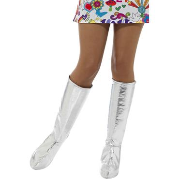 GoGo Boot Covers - Silver