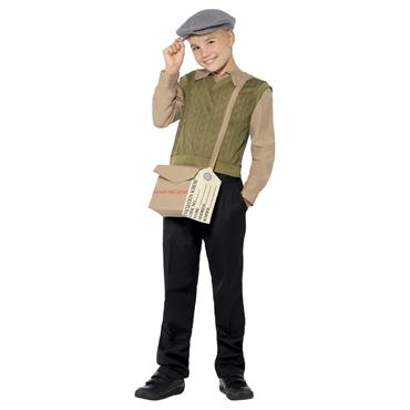 Evacuee Boy Instant Kit