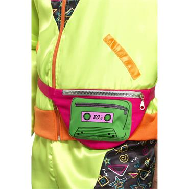80s Bumbag Multi-Coloured