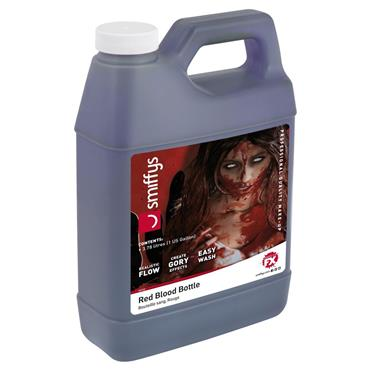Blood Bottle, Red 4.5litre