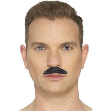 The Chevron Moustache-Black