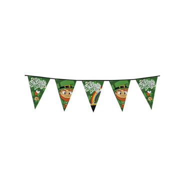 Giant PVC Bunting - St Patrick's Day (8m)