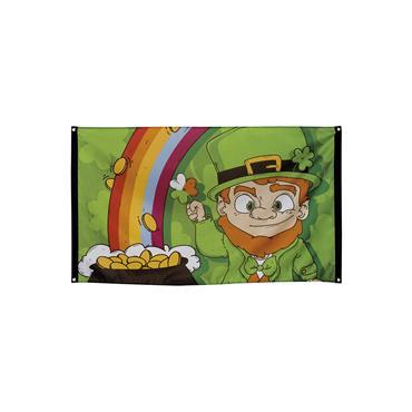 St Patrick's Day Flag (90cm x 150cm)