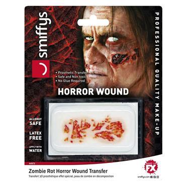 3D Prosthetic FX Transfer - Zombie Rot