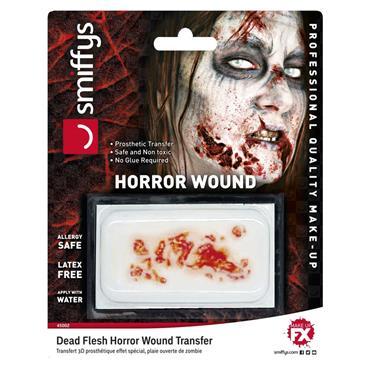 3D Prosthetic FX Transfer - Dead Flesh