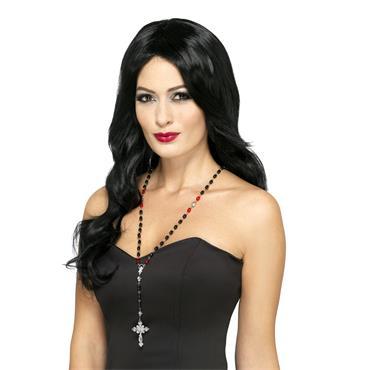 Gothic Vampire Rosary Beads