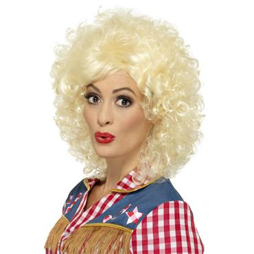 Rodeo Doll Wig-Blonde