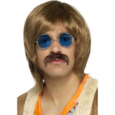 60's Hippie Instant Kit - Brown