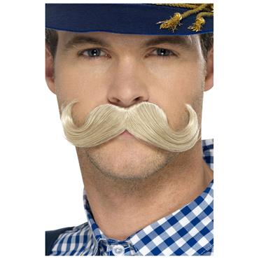Authentic Bavarian Oktoberfest Mostache