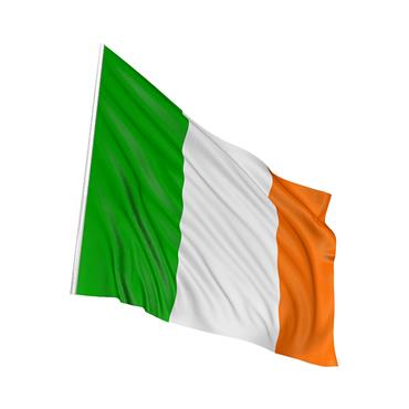 Irish Flag (5ft x 3ft) - St Patricks Day