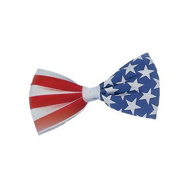 U S A Bow Tie - 4th July