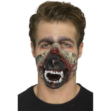 Foam Latex Werewolf Mouth Prosthetic