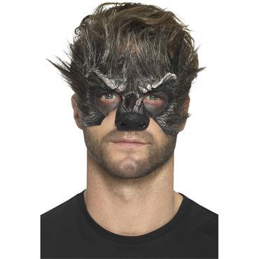 Foam Latex Werewolf Head Prosthetic
