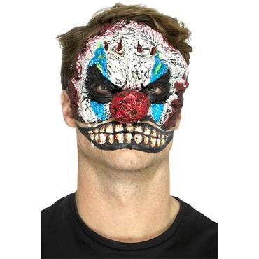 Foam Latex Clown Head Prosthetic
