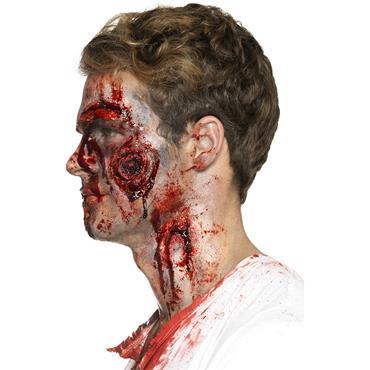 Deluxe Latex Gorey Wounds