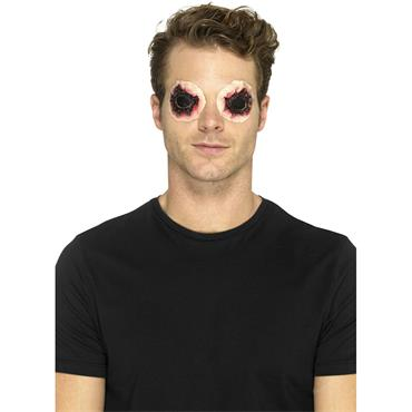 latex zombie eyes