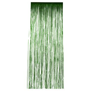 Glitter Curtain - Green