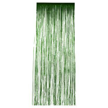 Glitter Curtain - Green