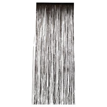 Glitter Curtain - Black