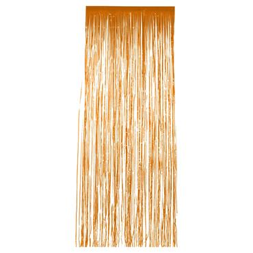 Glitter Curtain - Orange