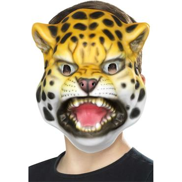 Leopard Mask - Child