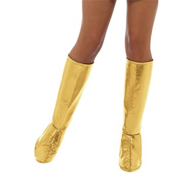 GoGo Boot Covers - Gold