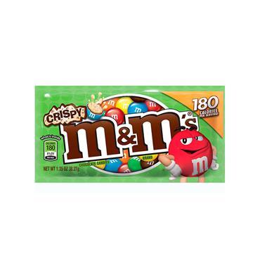 M & M's Crispy Sweets