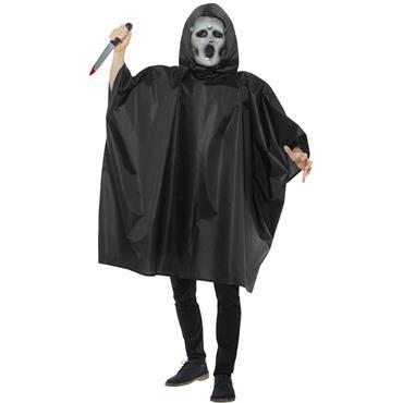 Scream TV Costume