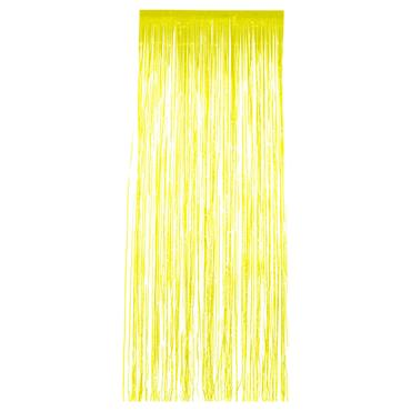 Glitter Curtain - Yellow