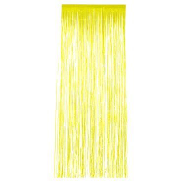 Glitter Curtain - Yellow