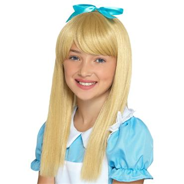 Wonderland Princess Wig (Kids)