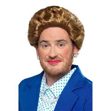 Iron Lady Wig (Thatcher)