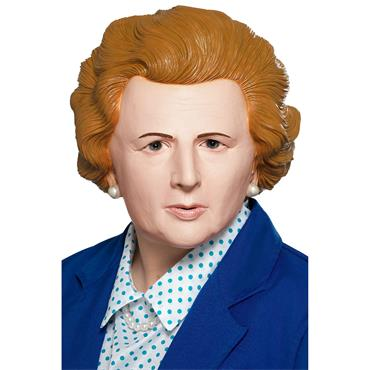 Iron Lady Mask - Latex (Thatcher)