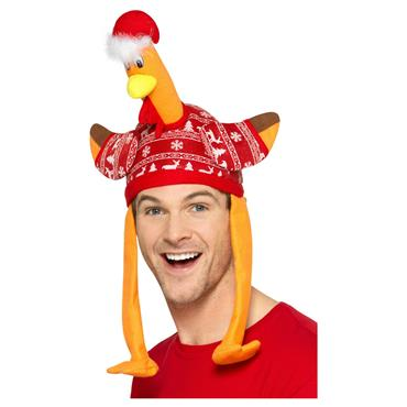 Turkey Hat, Red