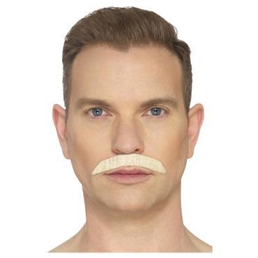 Iconic Rockstar Moustache-Blon
