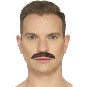 Iconic Rockstar Moustache-Brow