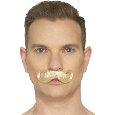 Th Imperial Moustache Blonde