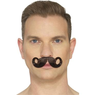 The Imperial Moustache Brown