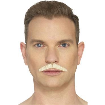 The Pencil Moustache-Blonde