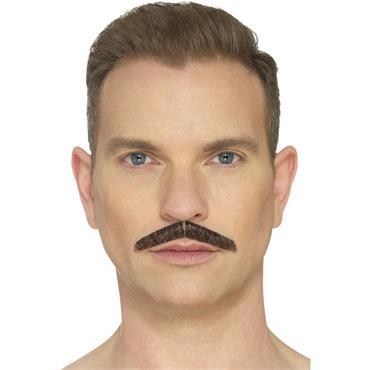 The Pencil Moustache-Brown