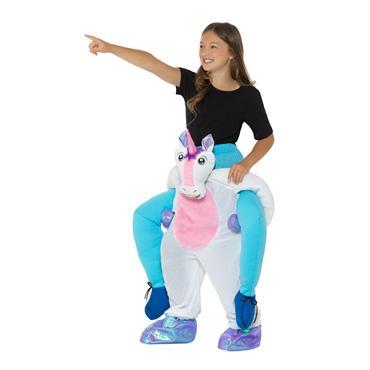 Unicorn Piggyback Costume