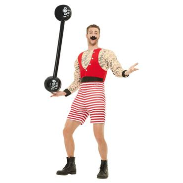 Deluxe Strongman Costume