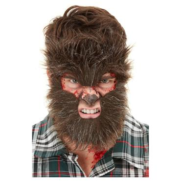 Werewolf Face Fur