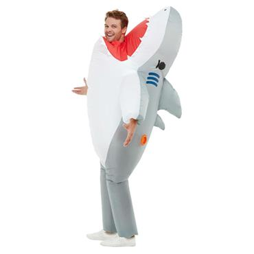 Inflatable Shark Attack