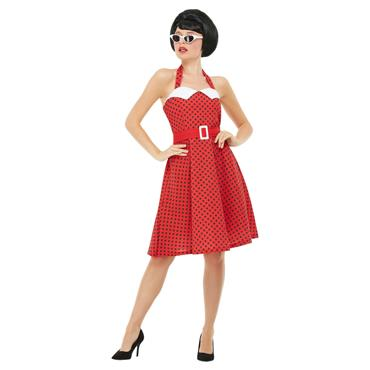 50s Rockabilly Pin Up Costume