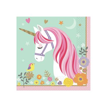 Unicorn Luncheon Napkins (16pk)