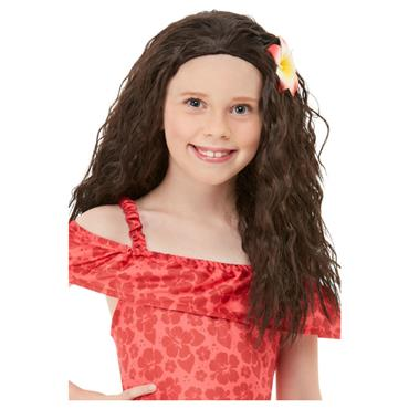 Hawaiian Princess Moana Wig