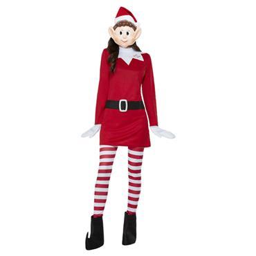 Elf Behavin' Badly Ladies Elf Costume