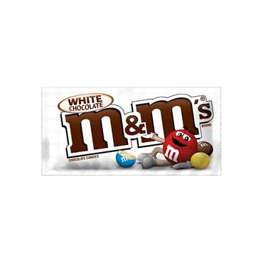 M & M's White Chocolate