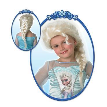Snow Queen Wig
